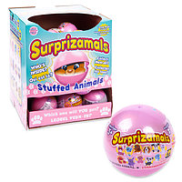 """Игрушка Surprizamals """"Сюрпризамалс"""" Series 2 (плюшевые фигурки зверят в капсулах) , фото 1"""