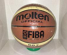 Баскетбольный мяч Molton GG7, фото 3