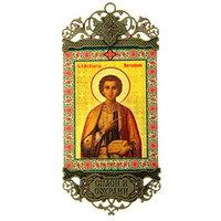 Икона-хоругвь 'Великомученик и целитель Пантелеимон '
