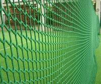 Сетка заградительная, толщина 2,2 мм, ячейка 100 х 100 мм, фото 1