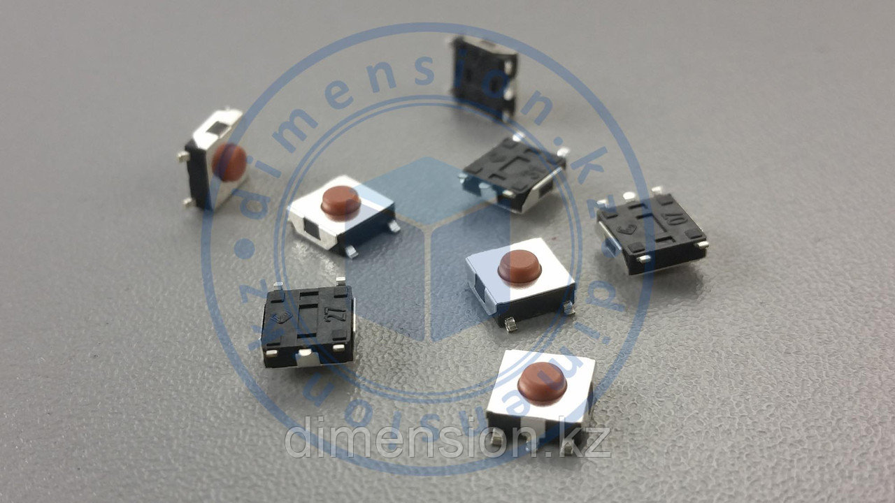 Кнопка включения, тачпада для ноутбуков и для других электронных техник, пяти контактная