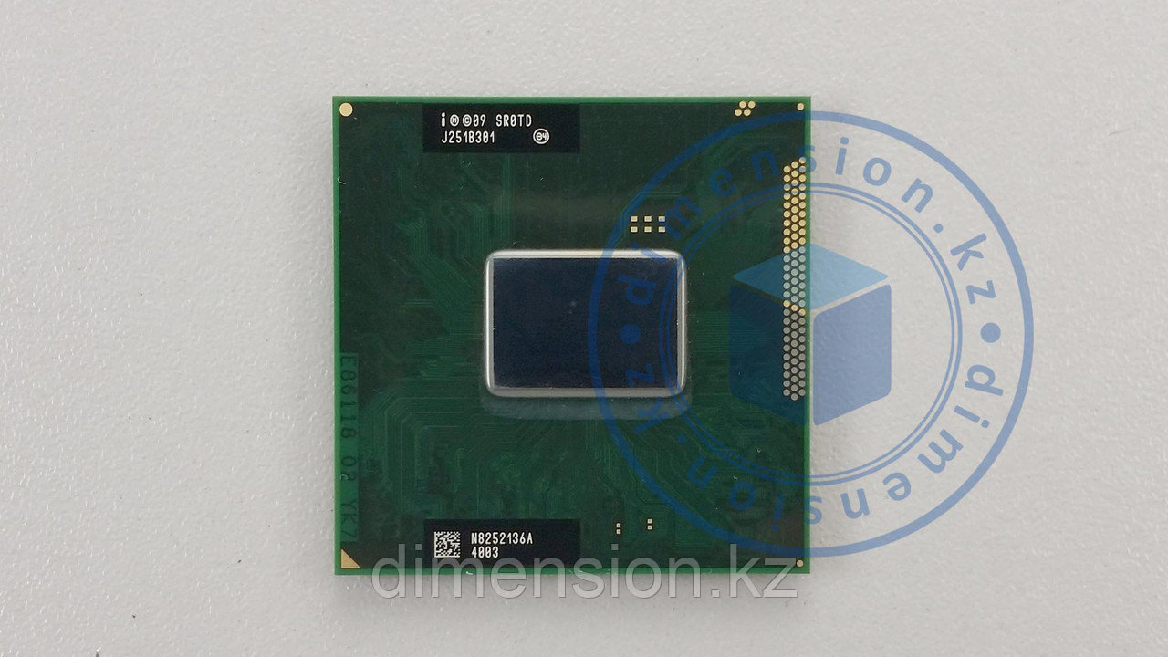 Процессор CPU для ноутбука SR0TD Intel Core i3-2348M, 3M Cache, 2.30 GHz