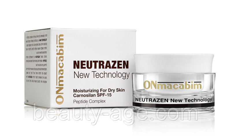Увлажняющий крем для нормальной и сухой кожи Neutrazen Line Carnosilan
