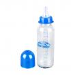 Бутылочка с силиконовой соской, 120 мл, ПП