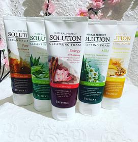 Пенка для умывания для всех типов кожи Natural Perfect Solution