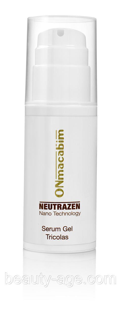 Увлажняющий крем для проблемной и жирной кожи Neutrazen Line Tricolas