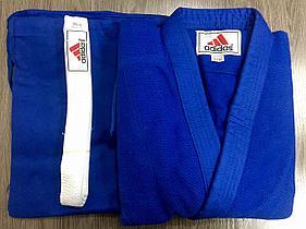 Кимоно для дзюдо синий