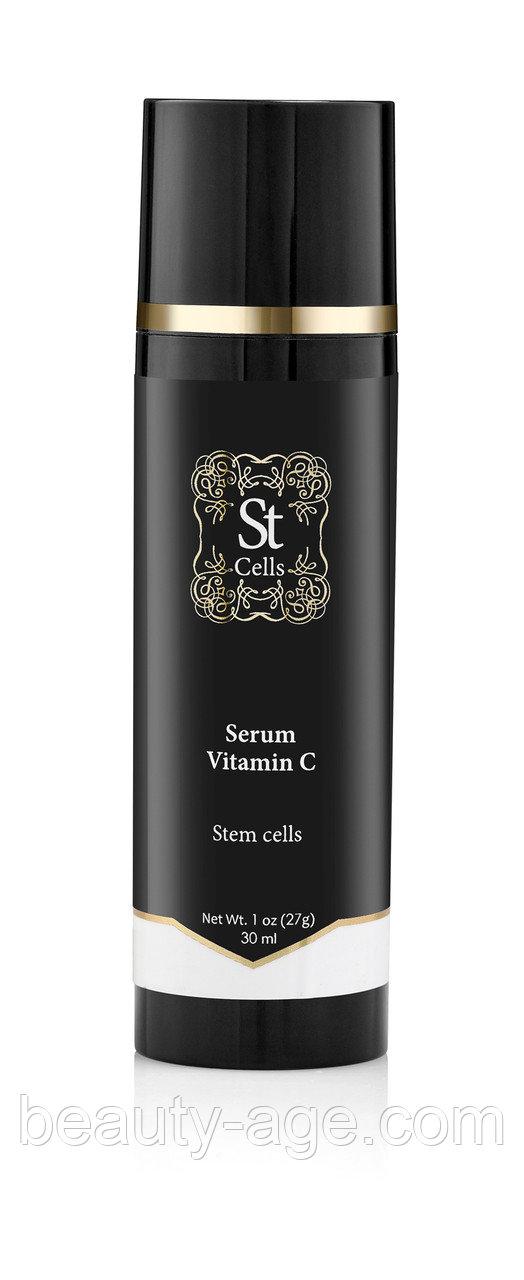Сыворотка с витамином С + стволовые клетки ST Cells