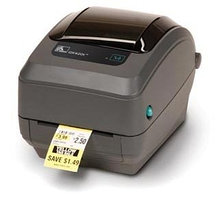 Принтер этикеток Zebra GK420t (термотрансферный)