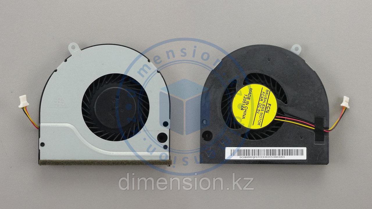 Кулер, вентилятор ACER Aspire E1-570 E1-570G E1-530 E1-530G