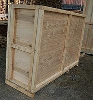Ящик фанерный, деревянный