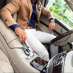 Современная мода мужских украшений.