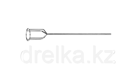 Миксер для гипсовых смесей и наливных полов шестигранный хвостовик, фото 2