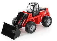"""MAMMOET"", трактор-погрузчик"