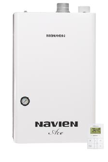 Котел Navien Ace-16K, газовый настенный до 160 м2., фото 2