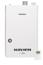 Котел Navien Ace-16K, газовый настенный до 160 м2.