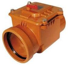 Обратный клапан ПВХ 110, фото 3