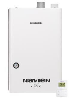 Котел Navien ACE-24K газовый, настенный до 240 м2. Южная Корея, фото 2