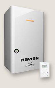 Котел Navien ACE-20K газовый, настенный до 200 м2 . Южная Корея