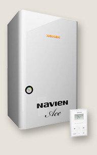 Котел Navien ACE-20K газовый, настенный до 200 м2 . Южная Корея, фото 2
