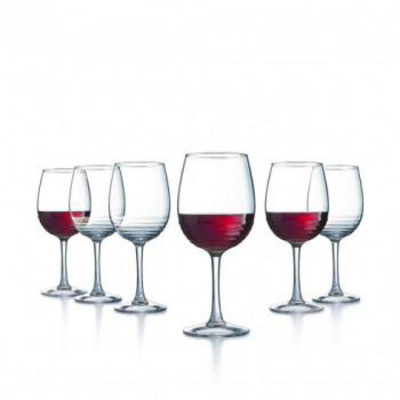 Набор фужеров для вина Luminarc Harena 260 мл. (6 штук)