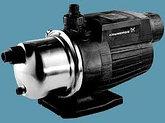 Насос Grundfos MQ3-35 малогабаритная для повышения давления насосная станция, фото 3
