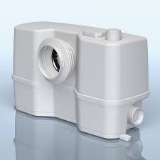 Насос фекальный, канализационный, измельчитель GRUNDFOS Sololift2 WC-3