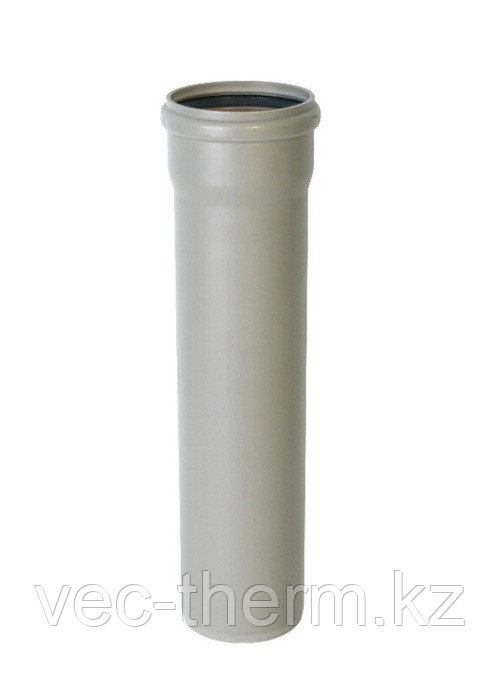 Труба (канализационная) ПВХ SANTEC 75/500 (3.2) L 500 мм