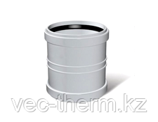 Муфта ПВХ канализационный 3.2 mm, фото 2