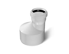 Переход ПВХ канализационный 3.2 mm, фото 2