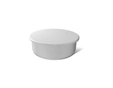 Заглушка ПВХ канализационная 3.2 mm, фото 2