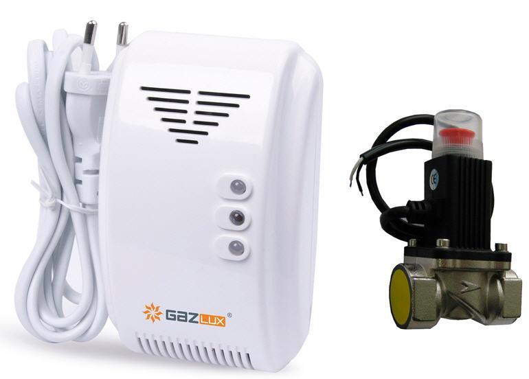 Сигнализатор газа Ду15, 20, 25