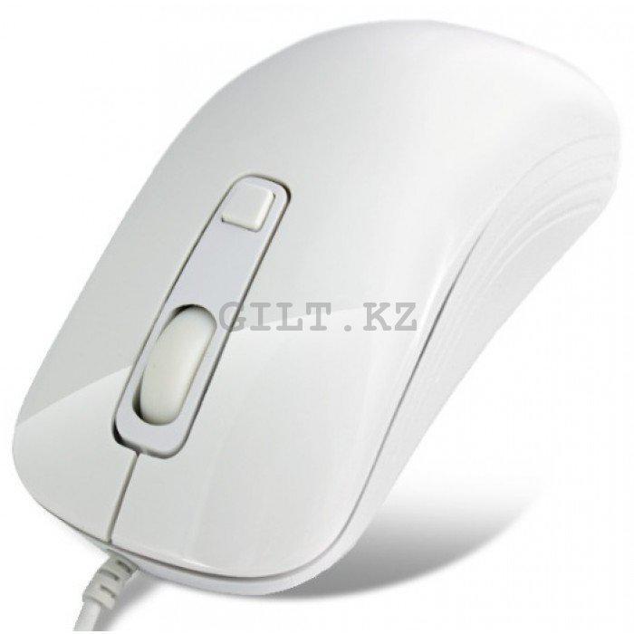 Проводная мышь Crown CMM-20 WHITE