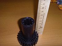 Шестерня черная для мясорубки Braun G1300, фото 9