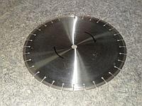 Китайский сегментный алмазный диск ф 400 х 50мм
