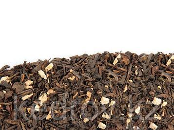 Чай Имбирный Пу-Эр (рассыпной), 1 кг