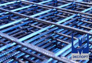 Сетка арматурная сварная 100x100x10 раскрой 2 м х 6 м