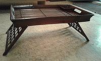 Антикварный деревянный Чайный столик