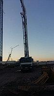Услуги автобетононасоса 63 м