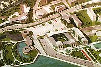 Проекты административных центров