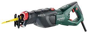 Сабельная пила Metabo SSEP 1400 MVT, 1400 Вт, 2800 ход/мин, ход полотна 32 мм