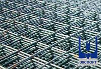 Сетка дорожная сварная 110x110x4 раскрой 1,5 (рулон)