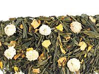 Чай Улыбка Гейши (зеленый ароматизированный) 0,5 кг