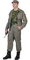 """Костюм """"ТАЙФУН"""": куртка, брюки Тк. Rodos (245 гр/кв.м) олива, фото 1"""