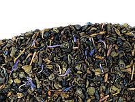 Чай Черника в йогурте (зеленый ароматизированный) 0,5 кг