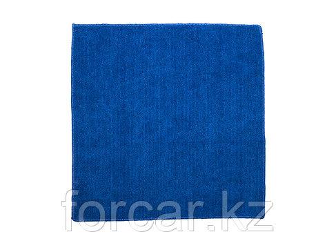 Салфетка из микрофибры (30х30 см) синяя, фото 2