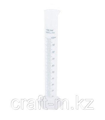Мерный цилиндр пластик 100мл