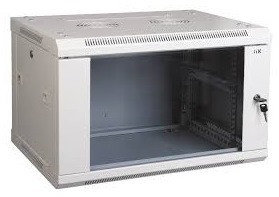 ITK Шкаф LINEA W 18U 600x600 мм дверь металл, RAL9005, фото 2