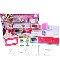 """Игровой набор Shopkins 6 """"Веселая кухня"""""""