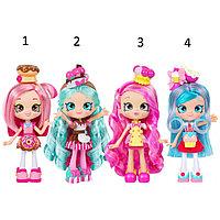 """Игровой набор Shopkins 6 Куклы Shoppies """"Кулинарный клуб"""" (4 ассор) , фото 1"""